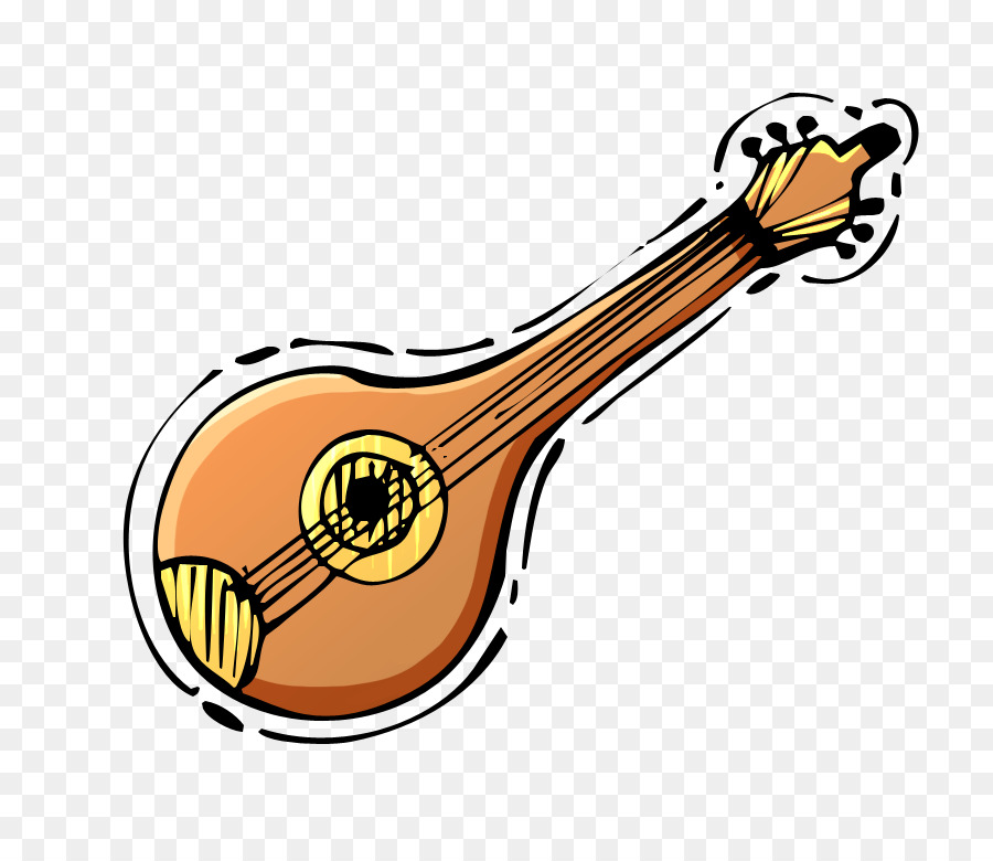 Musical instruments painting clipart clip transparent library Painting Cartoon clip transparent library