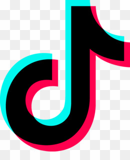 Musical ly clipart logo vector black and white download Tiktok PNG & Tiktok Transparent Clipart Free Download - Tiktok Logo ... vector black and white download