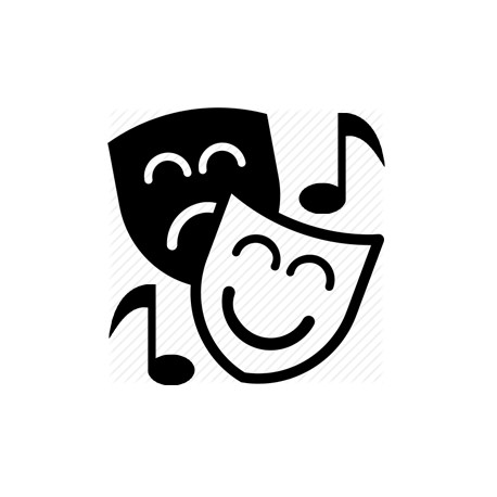 Musical theatre clipart jpg royalty free SD 53 Musical Theatre Solo For The Actor/Singer 13 To 15 ... jpg royalty free