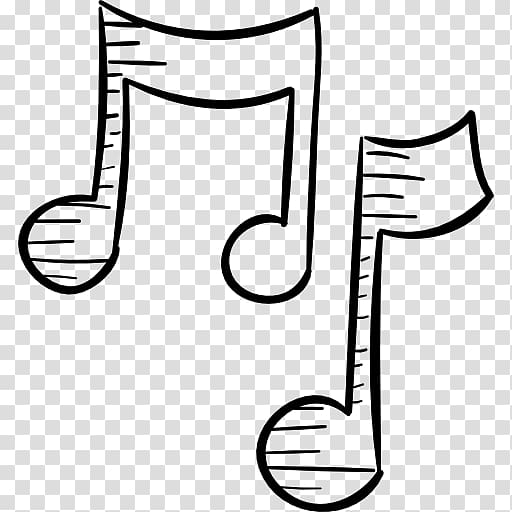 Musical trees signing clipart black and white image library Musical note Eighth note , Sing Karaoke transparent ... image library