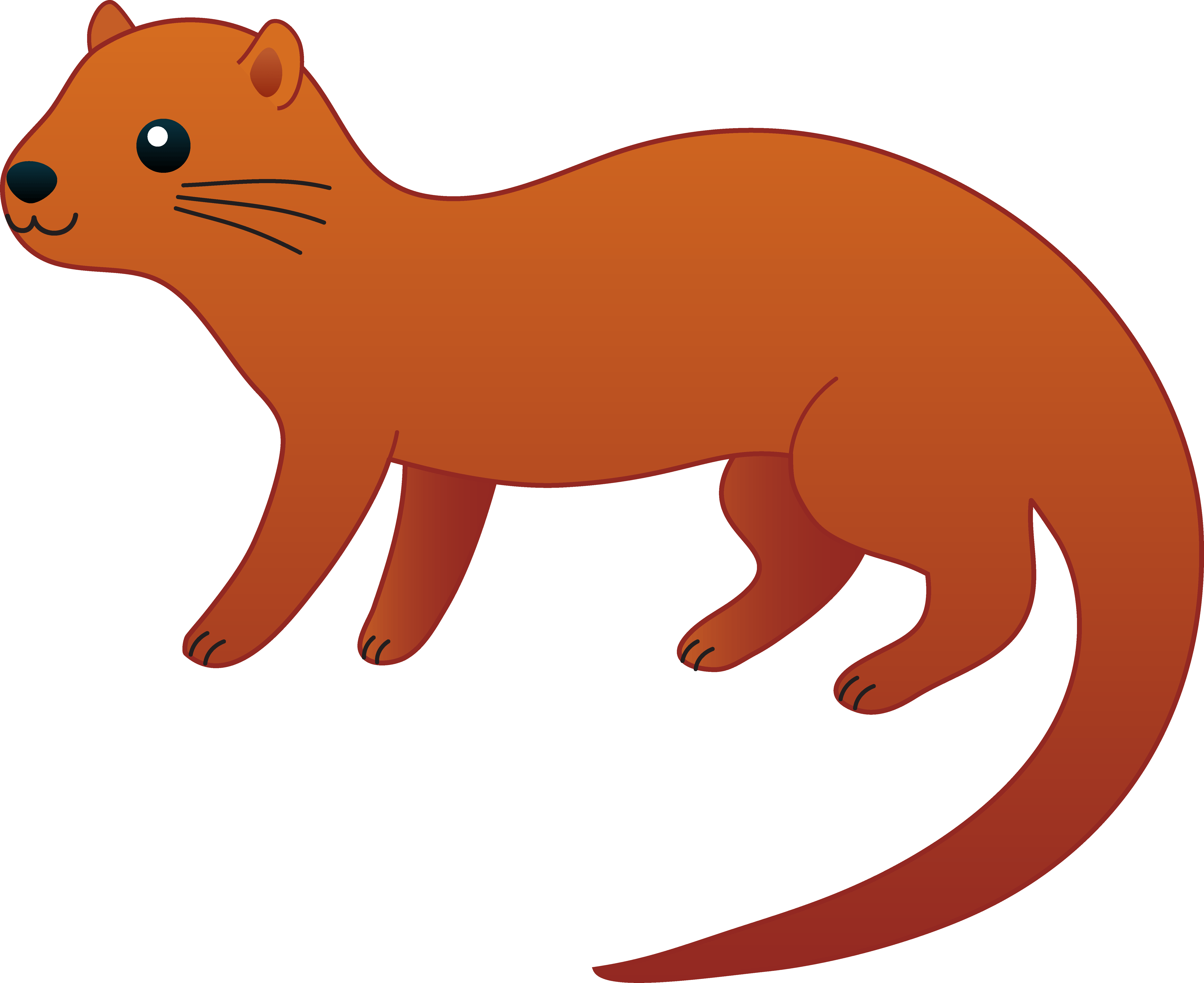 Muskrat clipart free stock Muskrat Cliparts - Cliparts Zone free stock