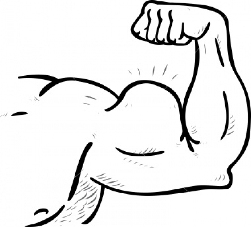 Clipart muscles svg free 17+ Muscle Clipart | ClipartLook svg free