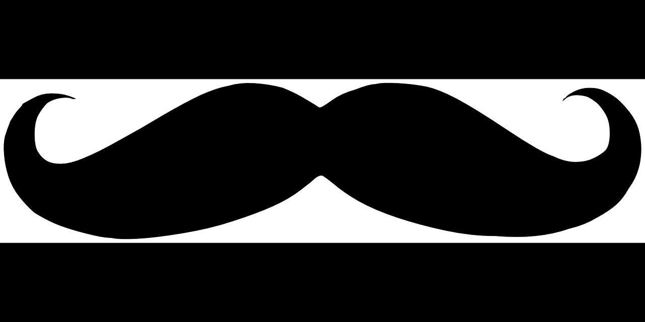 Mustache clipart transparent svg royalty free stock T-shirt Moustache - Fury Mustache Cliparts png download - 1280*640 ... svg royalty free stock