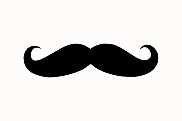 Mustache pictures clipart picture black and white library 29+ Mustache Clipart | ClipartLook picture black and white library