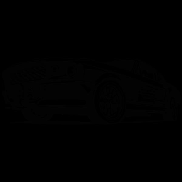 Mustang car clipart black and white svg transparent Lokoloko. Vinilos coches | Mustang Eleanor | Kuba | Pinterest ... svg transparent