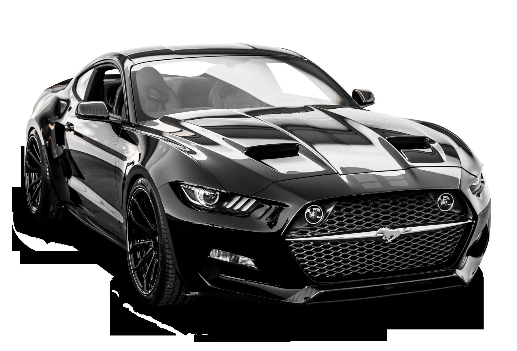 Mustang car clipart free jpg free download Ford Mustang Galpin Rocket Car PNG Image - PurePNG   Free ... jpg free download