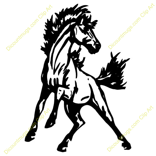 Mustangs horse clipart picture Mustang horses clipart 5 » Clipart Portal picture