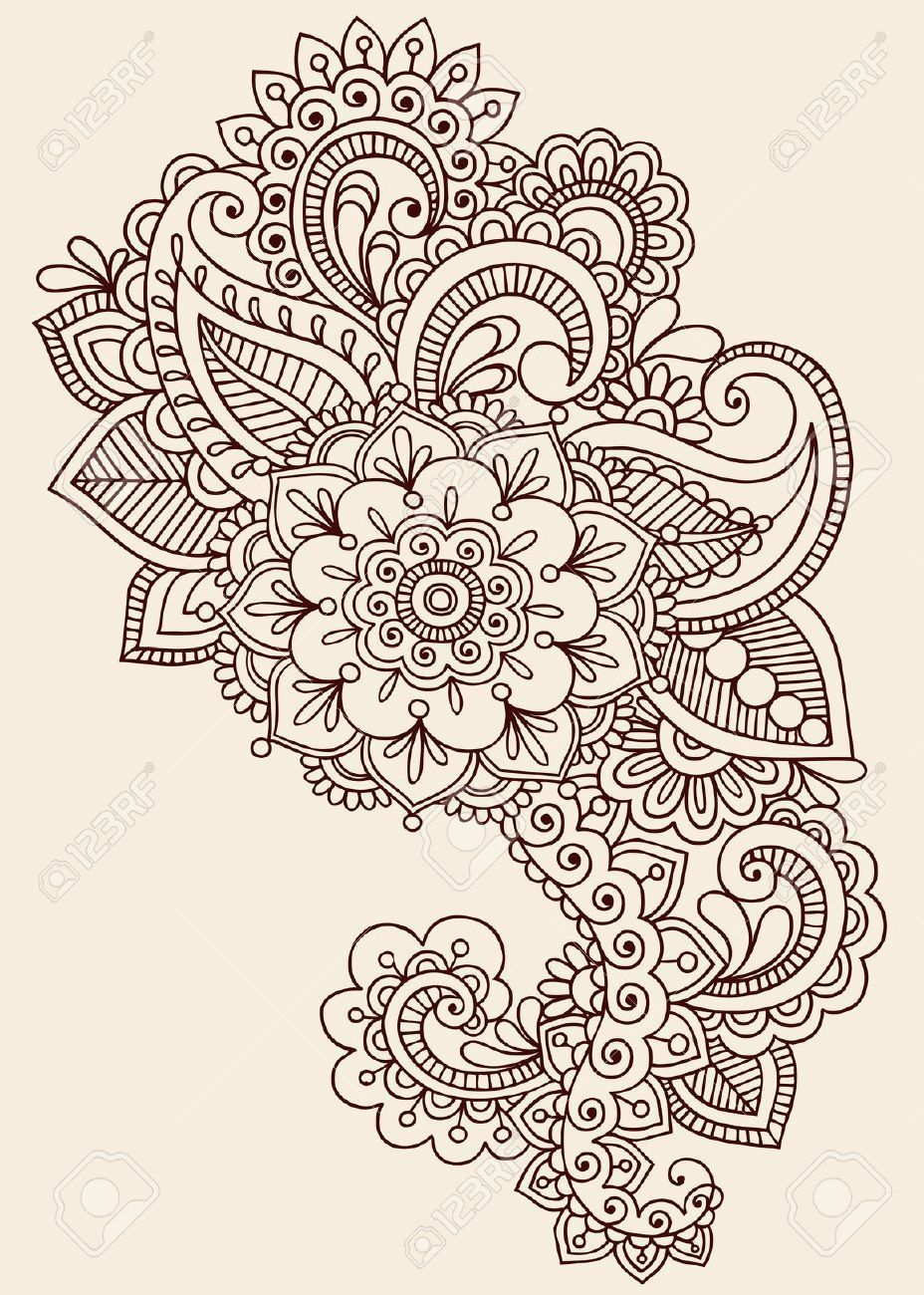 Paisley muster clipart 1 » Clipart Portal clipart freeuse download
