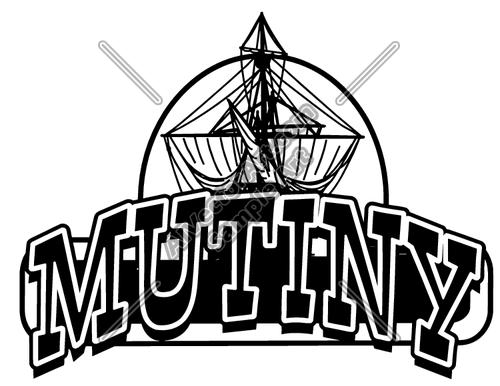 Mutiny clipart stock MUTINY Clipart and Vectorart: Layouts - Logos Vectorart and ... stock