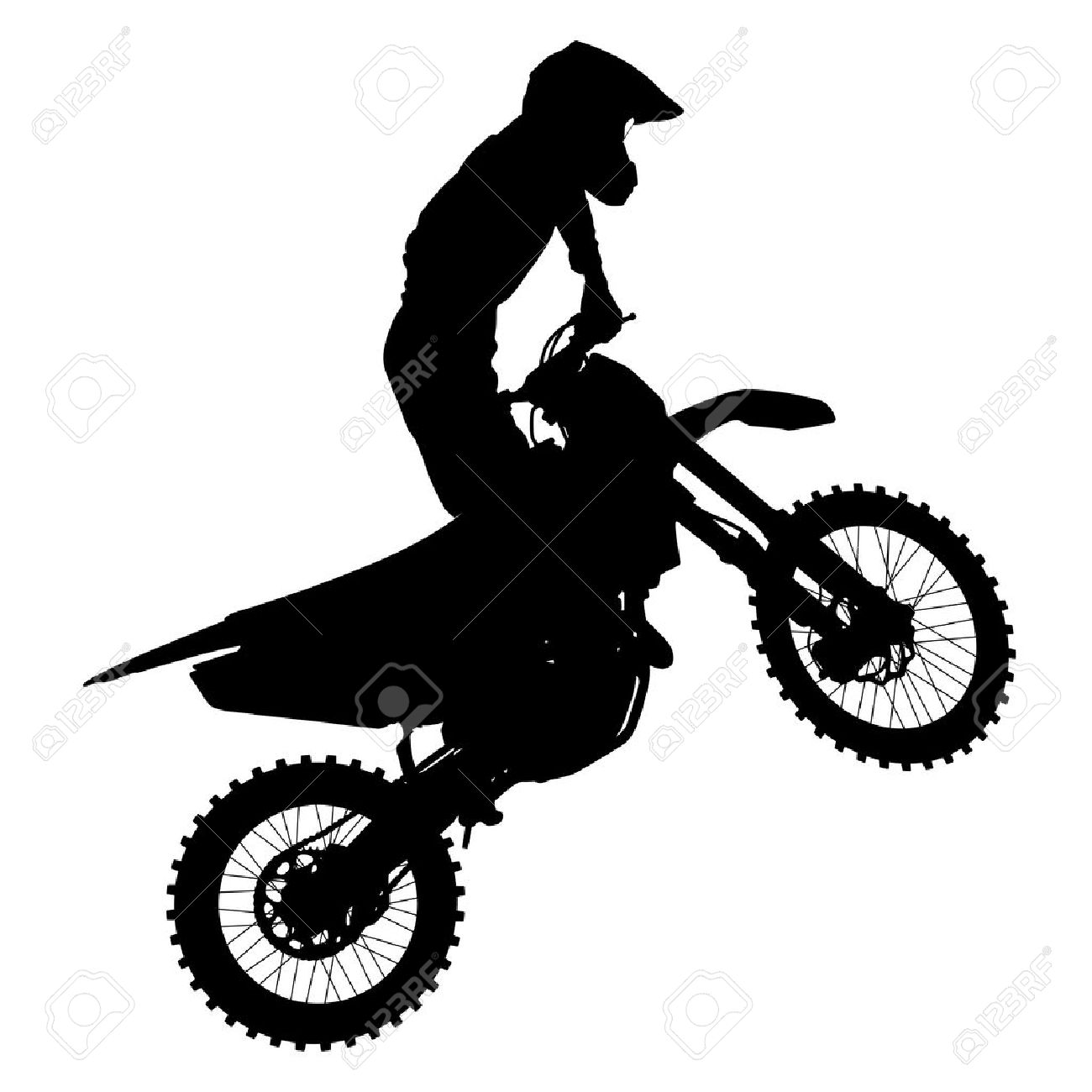 Mx clipart clip black and white stock Royalty-Free Mx Motocross007 369871 Clip A #172696 ... clip black and white stock