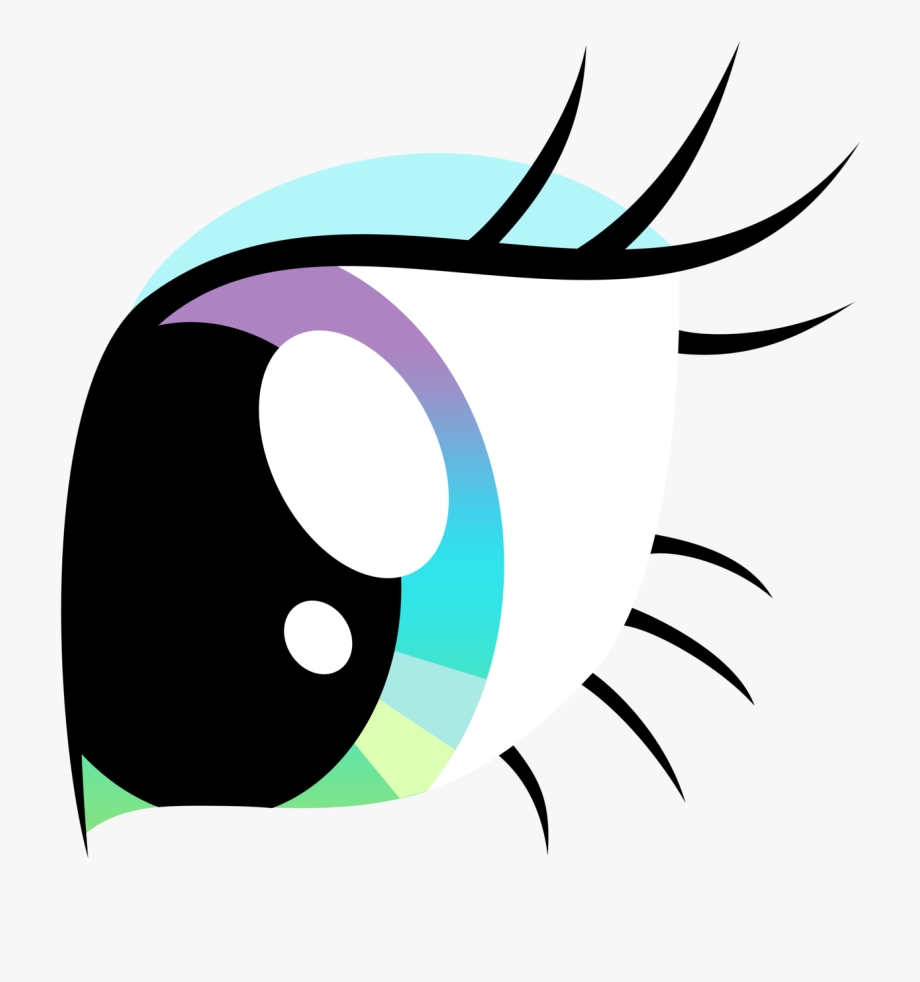My eyes clipart png library Png Royalty Free Unicorn Eyes Clipart - Mlp Base Princess ... png library