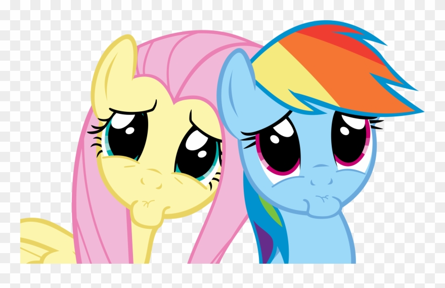 My little pony fluttershy big face clipart png library download Flashlight Clipart Larawan - My Little Pony Fluttershy Y Rainbow ... png library download
