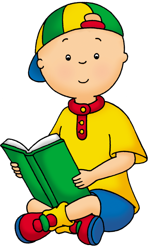 School memories clipart jpg freeuse stock Back to School with Our Favorite Caillou Episodes! - Kidoodle.TV ... jpg freeuse stock