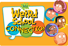 My weird school clipart black and white jpg royalty free Printable Activities and Games for Kids   My Weird Classroom ... jpg royalty free