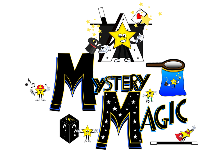 Mysterious book clipart graphic black and white download Mystery Magic - A5tar Kids graphic black and white download