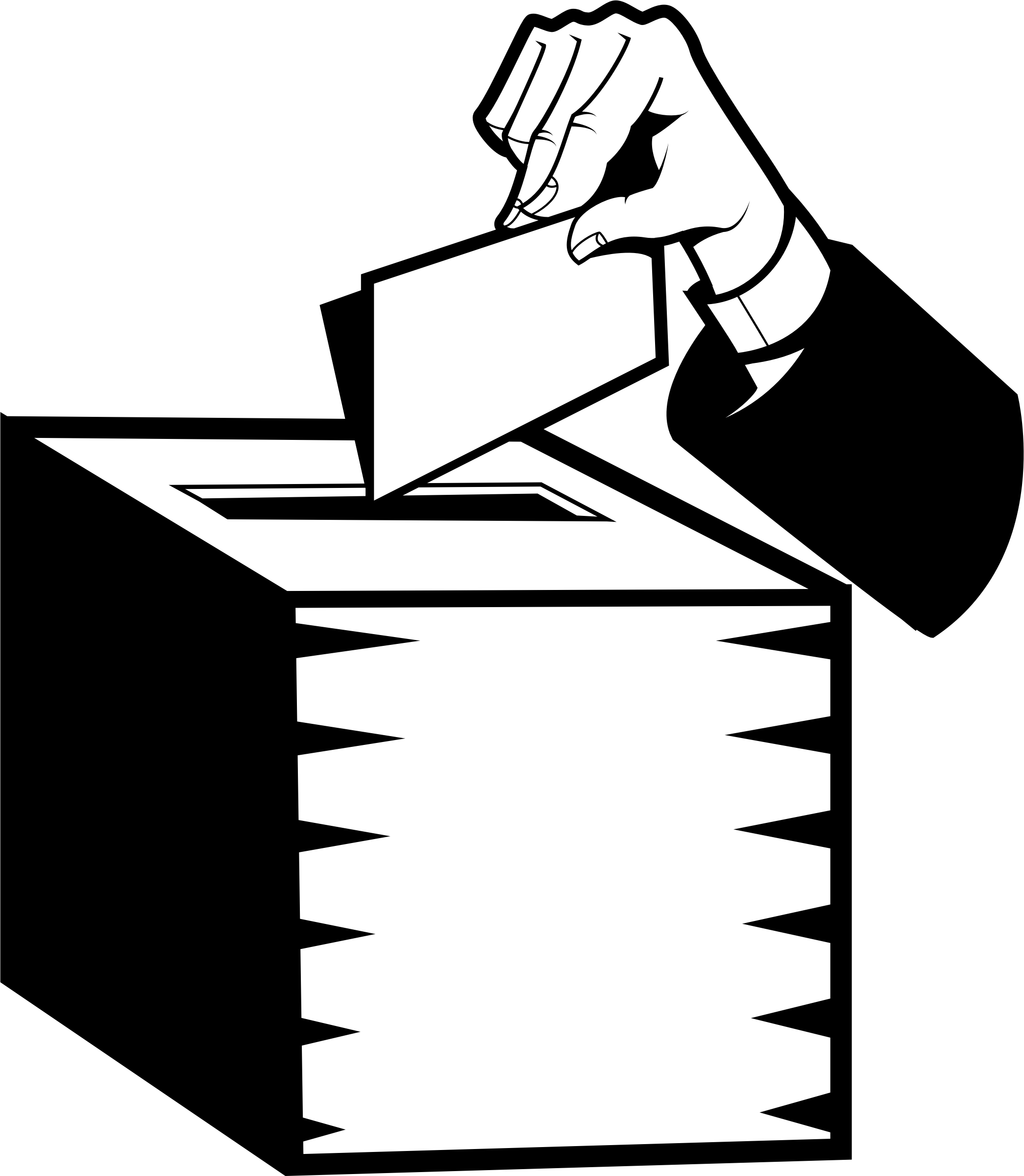 Library Of School Election Vector Free Stock Png Files