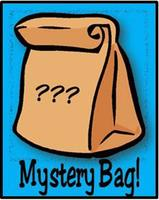 Mystery bag clipart clip art transparent library Mystery Bag Knitting Stitch Markers Lace or Sock Rings 12 per Bag01 clip art transparent library