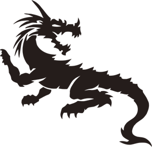 Mythical creatures clipart picture free library 317 free mythical creatures clipart | Public domain vectors picture free library