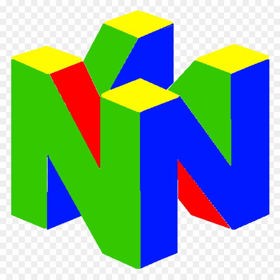 Nintendo 64 clipart picture transparent stock Nintendo 64 Logo PNG Nintendo 64 Clipart download - 1000 ... picture transparent stock
