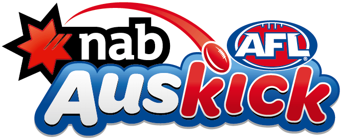 Nab logo clipart banner black and white library Auskick 2019 Registration | Play.AFL banner black and white library