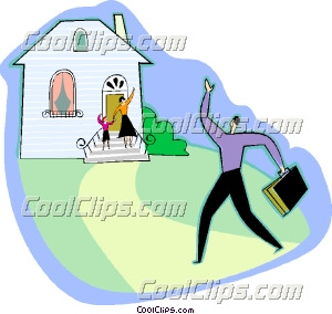 Nach clipart png free Father arriving home Clip Art png free