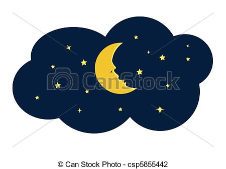 Nacht clipart vector stock Meteorological Illustrations and Clipart. 542 Meteorological ... vector stock