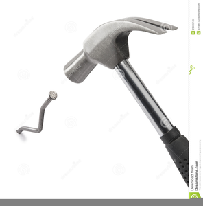 Nail and hammer clipart graphic freeuse library Nail And Hammer Clipart | Free Images at Clker.com - vector clip art ... graphic freeuse library