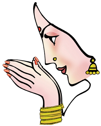 Free Namaste Cliparts, Download Free Clip Art, Free Clip Art on ... graphic library stock