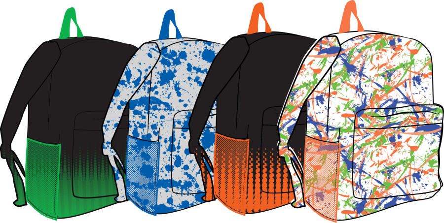 Bay Sales - School Supplies and name brand closeouts - Backpacks picture library