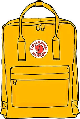 Amazon.com: MR3Graphics Magnet kanken Yellow Backpack Magnetic Car ... banner library download