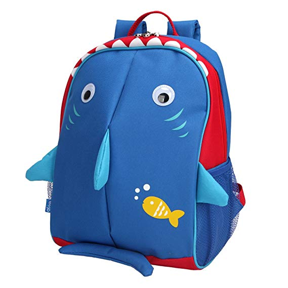 Yodo Little Kids School Bag Toddler Backpack - Name Tag and Chest Strap clipart freeuse stock