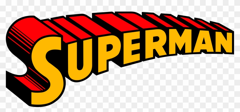 Name logo clipart jpg black and white library Photoshop Logo Clipart Superman - Superman Name Logo Png ... jpg black and white library