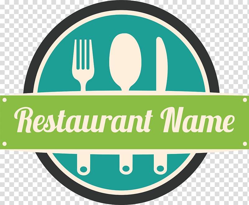 Name logo clipart clipart freeuse Restaurant Name logo layout illustration, Logo Restaurant Food, Food ... clipart freeuse