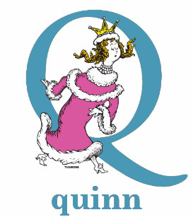 Name quinn in blue letters clipart svg freeuse stock Name Q Gifts on Zazzle svg freeuse stock