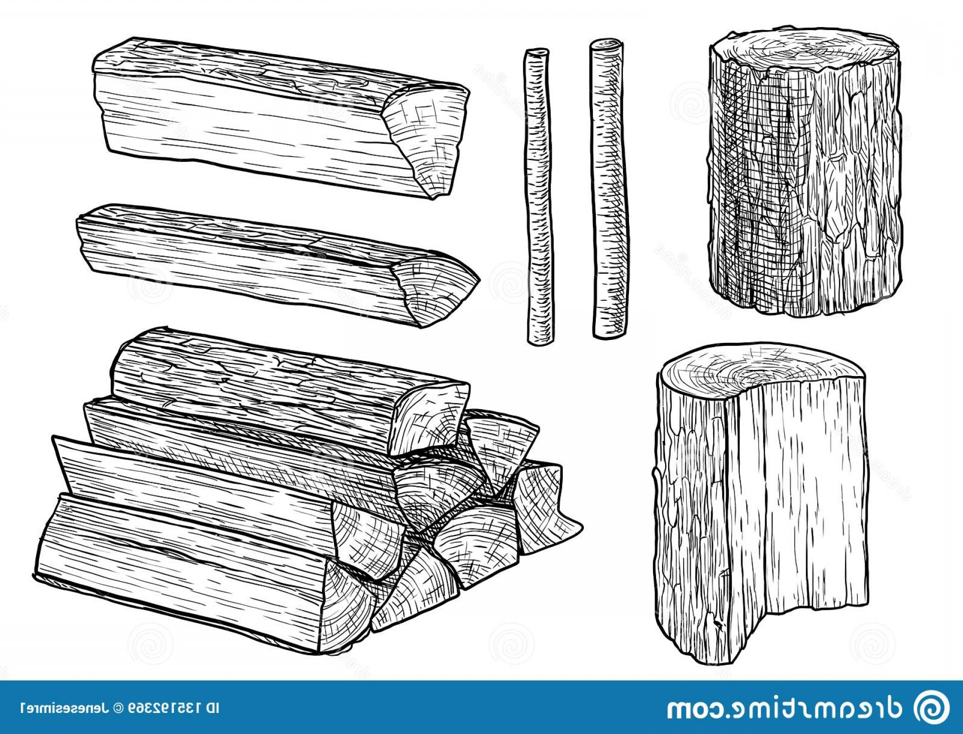 Names of logging companies in clipart clip freeuse download Logging Clip Art Vector | HandandBeak clip freeuse download