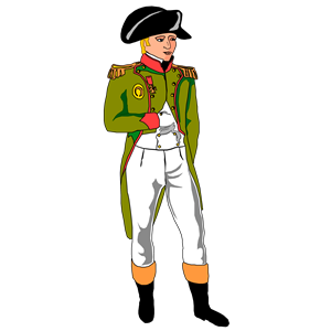 Napoleon clipart picture royalty free download Napoleon Bonaparte clipart, cliparts of Napoleon Bonaparte ... picture royalty free download