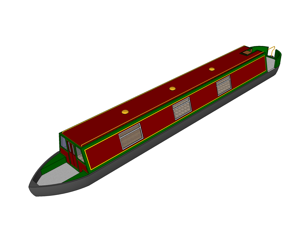 Narrowboat clipart png freeuse download Canal boat clipart 7 » Clipart Station png freeuse download