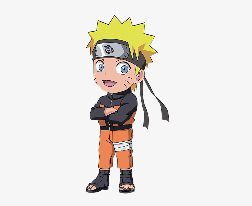 Naruto chibi clipart graphic black and white Naruto Clipart Chibi - Naruto Clipart - Free Transparent PNG ... graphic black and white