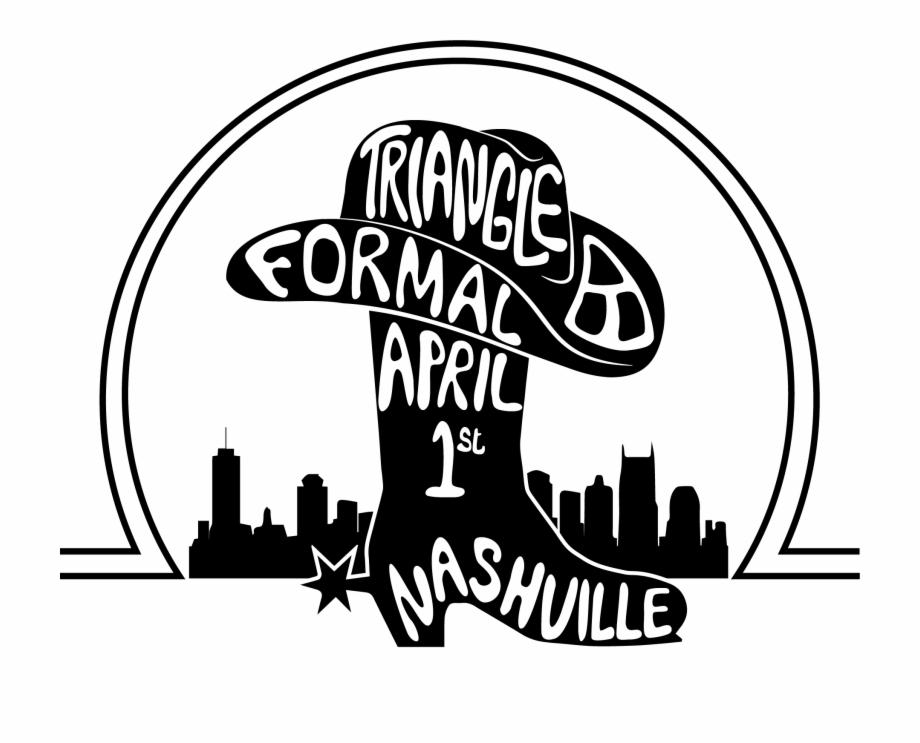 Nashville clipart jpg free Silhouette Of The Nashville Skyline Free PNG Images ... jpg free
