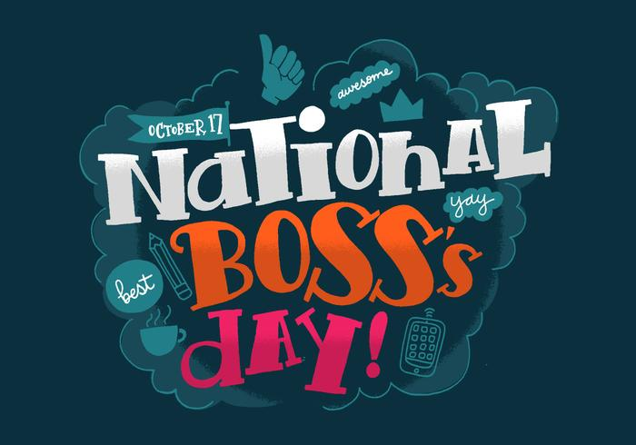 National boss day clipart picture library stock National Boss\'s Day - Download Free Vectors, Clipart ... picture library stock