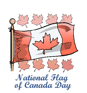 National Flag of Canada Day: Calendar, History, Tweets ... svg royalty free