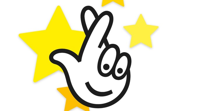 National lottery logo clipart png transparent library National Lottery - ITV News png transparent library