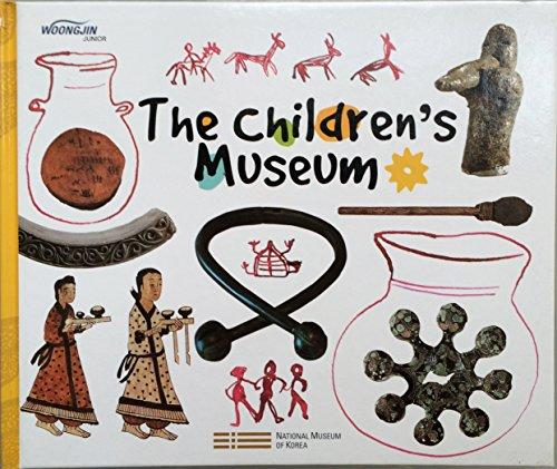 National museum of korea clipart image black and white 9788901058429: The Children\'s Museum - AbeBooks - Kungnip ... image black and white