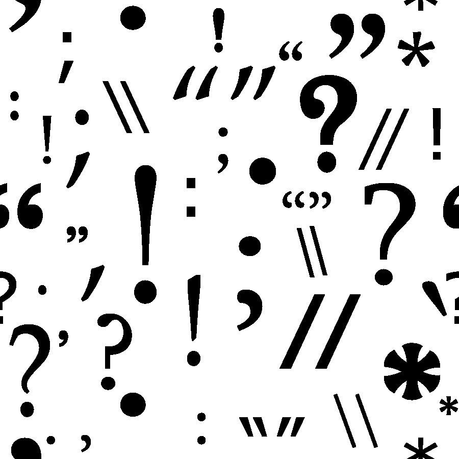 National punctuation day clipart svg transparent Download punctuation background clipart Spelling ... svg transparent