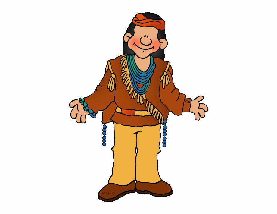 Native american people clipart png stock Native Americans Clip Art By Phillip Martin, Southwest ... png stock