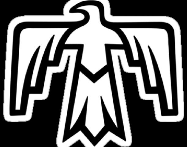 Native american thunderbird clipart svg transparent Native American Thunderbird , Transparent Cartoon - Jing.fm svg transparent