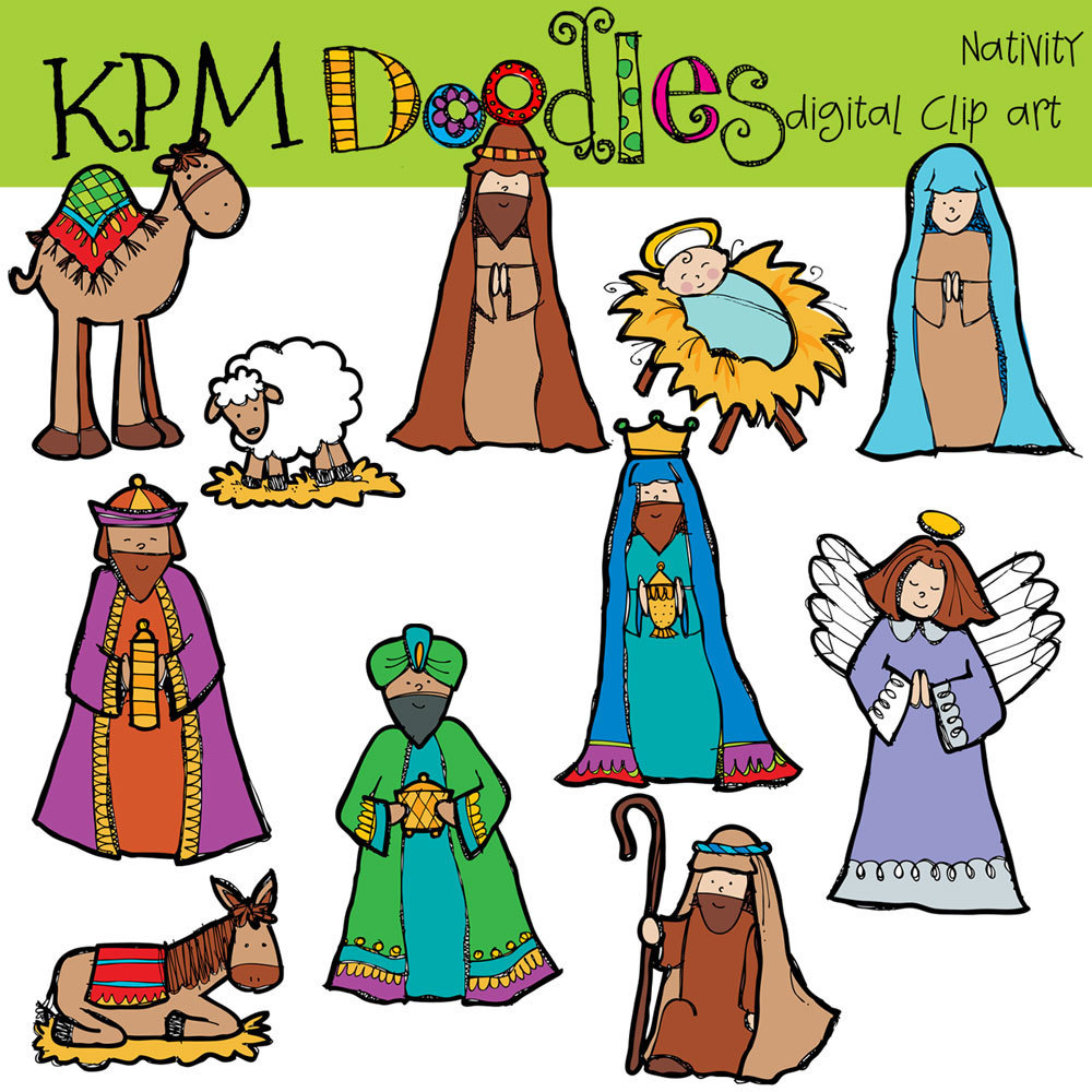 Free Nativity Cliparts, Download Free Clip Art, Free Clip ... banner freeuse stock