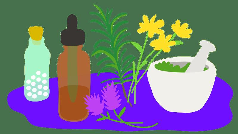 Natural medicine clipart clip art black and white library Holistic Health - Herbal Medicine, Massage, and More clip art black and white library