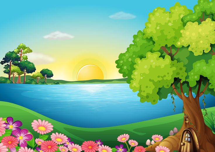 Clipart nature scenes svg transparent Free Natural Background Cliparts, Download Free Clip Art, Free Clip ... svg transparent