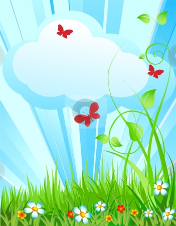 Nature background clipart png freeuse download Nature background clipart 6 » Clipart Station png freeuse download